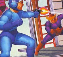 MegaMan 2 NES Sticker