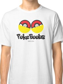 Pokemon PokeBoobs Classic T-Shirt