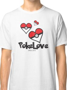 Pokemon PokeLove Classic T-Shirt