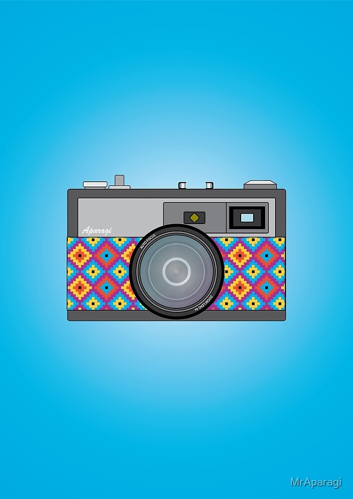 Retro Camera by MrAparagi