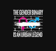 The Gender Binary is an Urban Legend Unisex T-Shirt
