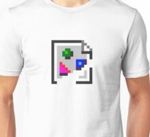 BROKEN IMAGE ICON Unisex T-Shirt