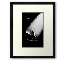 #AgustD | Interlude ; Dream, Reality Framed Print