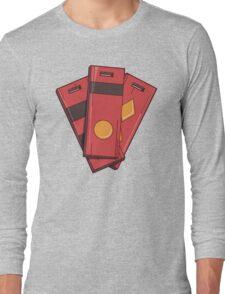 Spirited Away Tags Long Sleeve T-Shirt