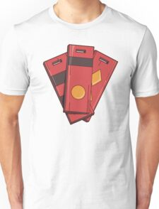 Spirited Away Tags Unisex T-Shirt