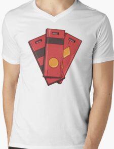 Spirited Away Tags Mens V-Neck T-Shirt