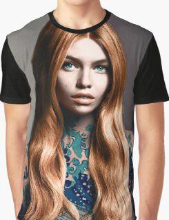 Stella Off Kanagawa Graphic T-Shirt