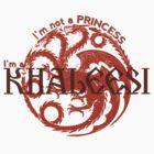 Khaleesi by clairelions