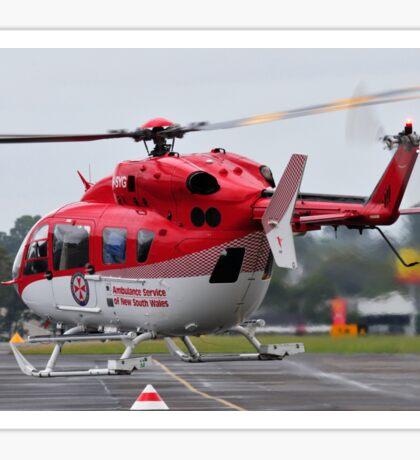 Rescue 22 - EC145 Sticker