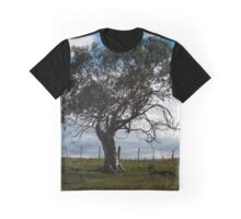 Tree In Afternoon Sun Graphic T-Shirt