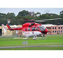 Rescue 22 - EC145 Photographic Print