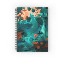Small flower shop Spiral Notebook