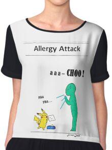 Allergy attack 2 Chiffon Top