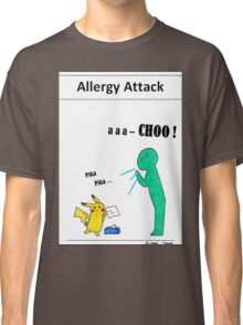 Allergy attack 2 Classic T-Shirt