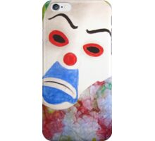 The Bozo (from The Dark Knight) iPhone Case/Skin