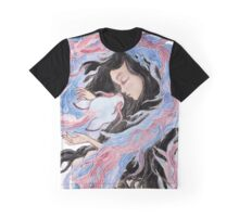 Dragon Beauty Graphic T-Shirt
