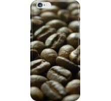 Home-Roasted Coffee Beans iPhone Case/Skin
