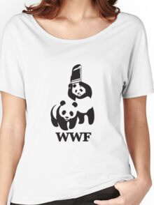 wwf Women's Relaxed Fit T-Shirt