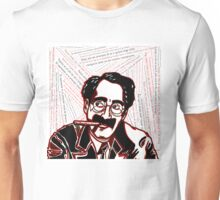 Groucho Text Unisex T-Shirt
