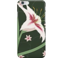 Stargazer Lily iPhone Case/Skin