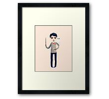 Little Harry Framed Print