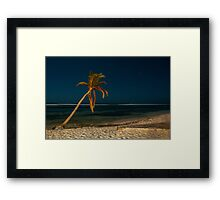 The Leaning Tower of Treeza Framed Print