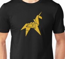 Origami Bladerunner Funny Logo Unisex T-Shirt