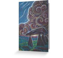 Pentre Ifan Greeting Card