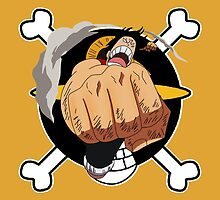 Luffy's Anger! by PioMateo