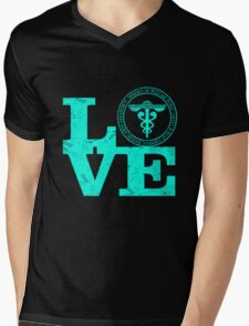 Love Psycho Pass! Mens V-Neck T-Shirt
