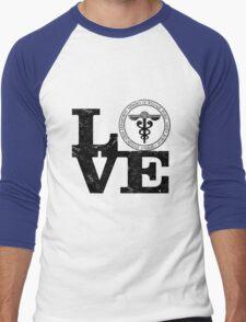 Love Psycho Pass! Men's Baseball ¾ T-Shirt