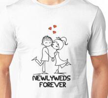 Newlyweds Forever Unisex T-Shirt
