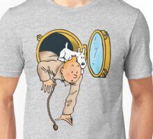 Tintin Window Unisex T-Shirt