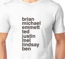 the gang Unisex T-Shirt