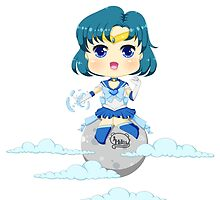 Super Sailor Mercury by HelloTwinsies
