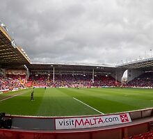 Bramall Lane Panorama by TomGreenPhotos