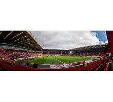 Bramall Lane Panorama Photographic Print
