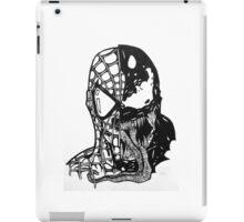 Spiderman vs Venom iPad Case/Skin