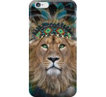 Fight For What You Love (Chief of Dreams: Lion)  iPhone Case/Skin