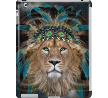 Fight For What You Love (Chief of Dreams: Lion)  iPad Case/Skin