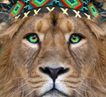 Fight For What You Love (Chief of Dreams: Lion)  Sticker