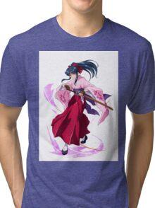 Sakura Wars Tri-blend T-Shirt