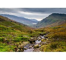 Snowdonia Stream Photographic Print