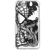 Spiderman vs Venom iPhone Case/Skin