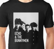 ECHO & THE BUNNYMEN Album Cover Unisex T-Shirt