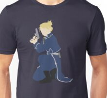 Riza Hawkeye Anime Manga Shirt Unisex T-Shirt