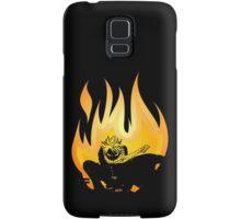 On Fire Samsung Galaxy Case/Skin