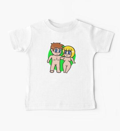 Meet Chibi Buffy and Norman (No Bits) Baby Tee