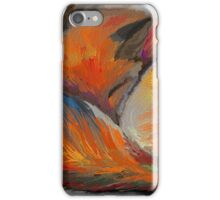 Sleeping Fox (painting) iPhone Case/Skin