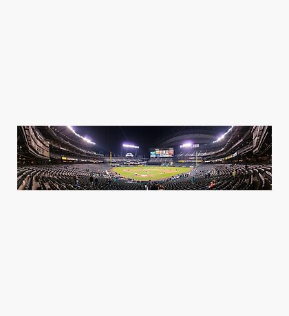 Safeco Night Panorama Photographic Print